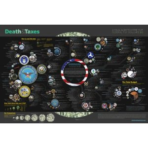 """Death & Taxes"" map by Jess Bachman"
